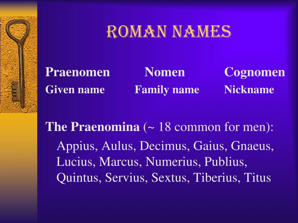 PPT - Some Fun Parts of Roman Life & Culture PowerPoint ...