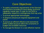 core objectives2