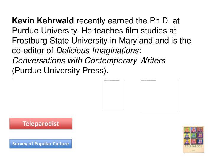 Kevin Kehrwald