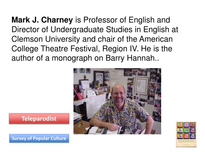 Mark J. Charney