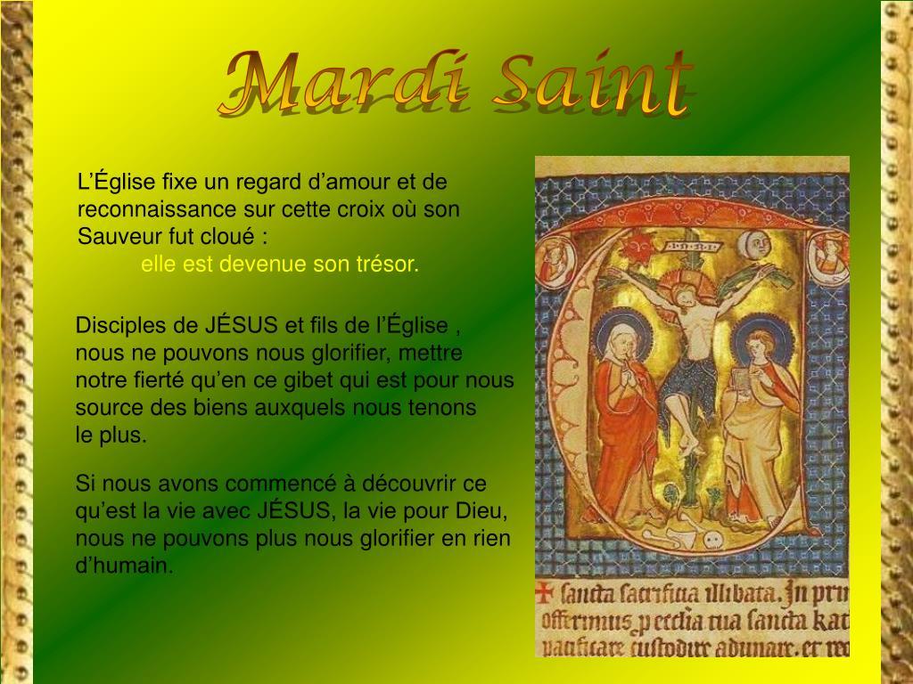 Mardi Saint