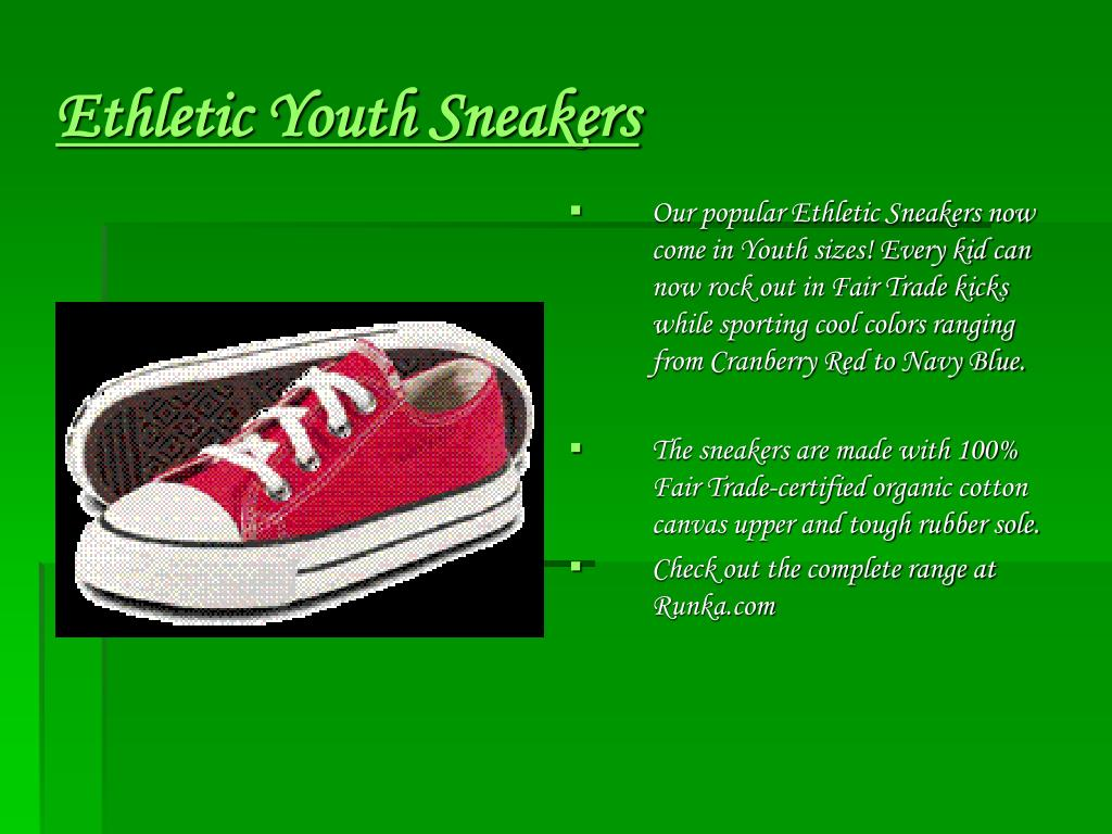 Ethletic Youth Sneakers