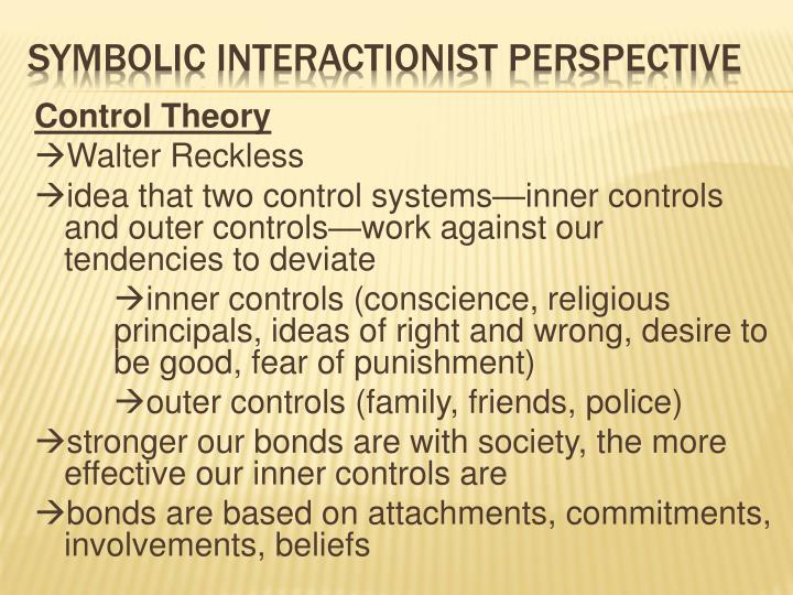 symbolic interactionist perspective on religion