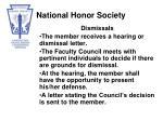 national honor society11