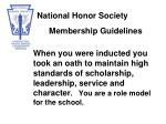 national honor society7