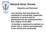national honor society8