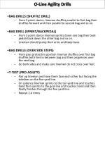o line agility drills1