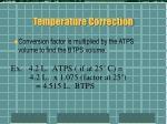 temperature correction16