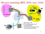 reverse tunneling rfc 3024 was 2344