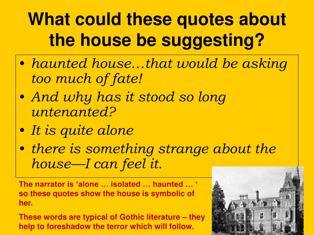 The Yellow Wallpaper Significant Quotes   Quotes and ...