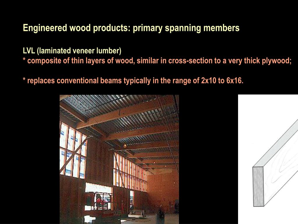 PPT - Wood construction systems PowerPoint Presentation - ID:1435739