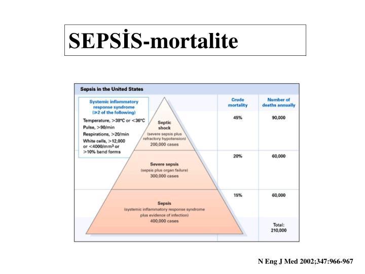 SEPSİS-mortalite