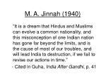 m a jinnah 1940