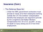 insurance cont
