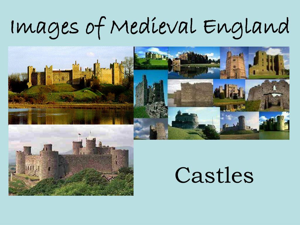 Images of Medieval England
