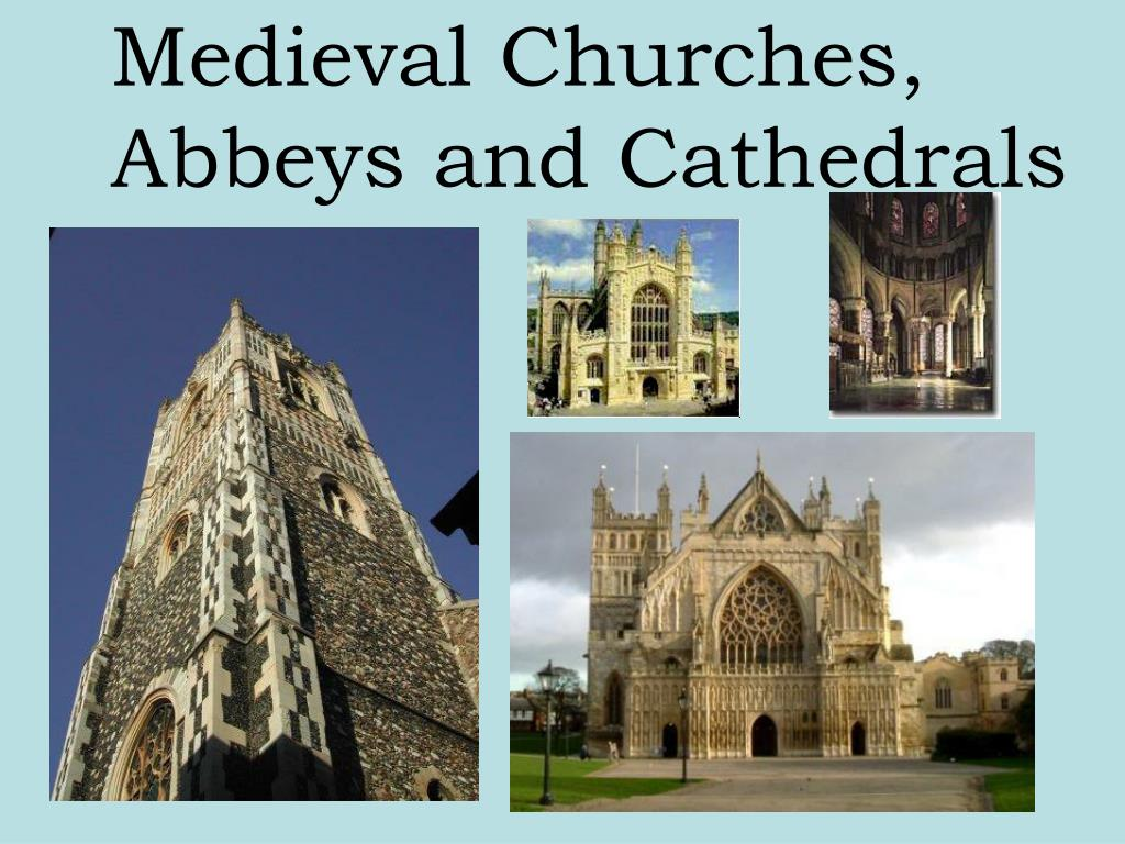 Medieval Churches,