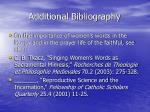 additional bibliography91