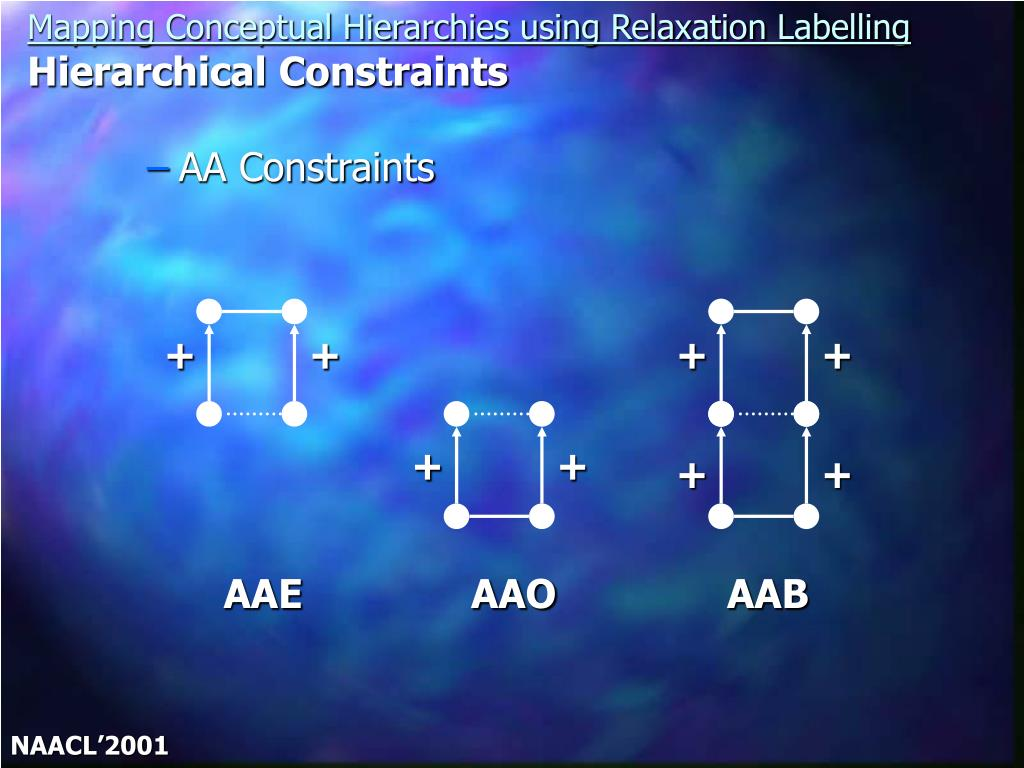 AA Constraints