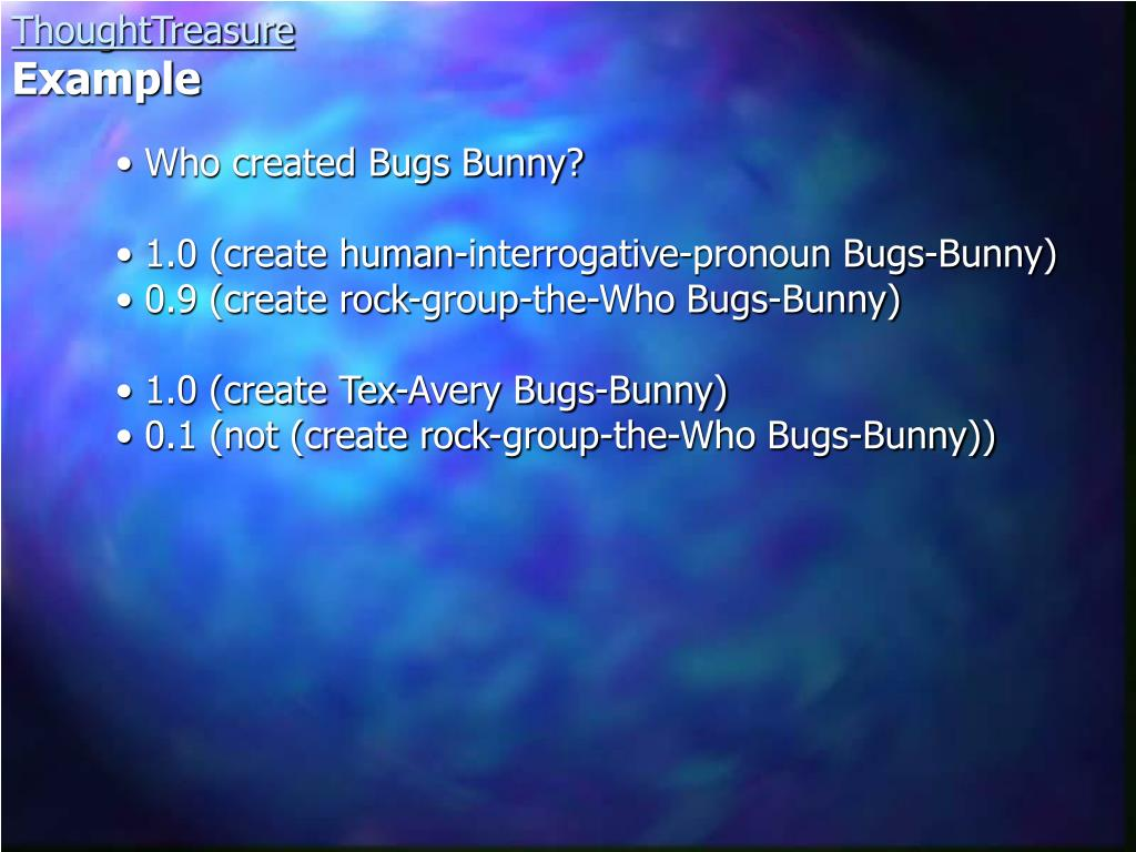 Who created Bugs Bunny?