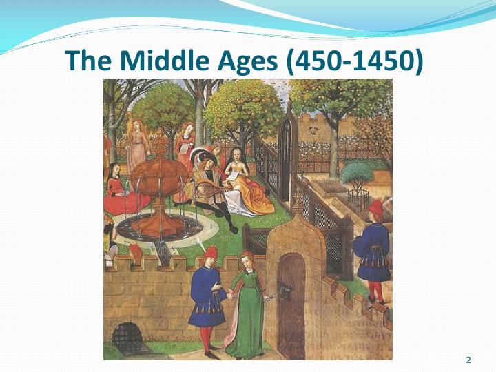 The middle ages 450 1450