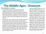 the middle ages organum1