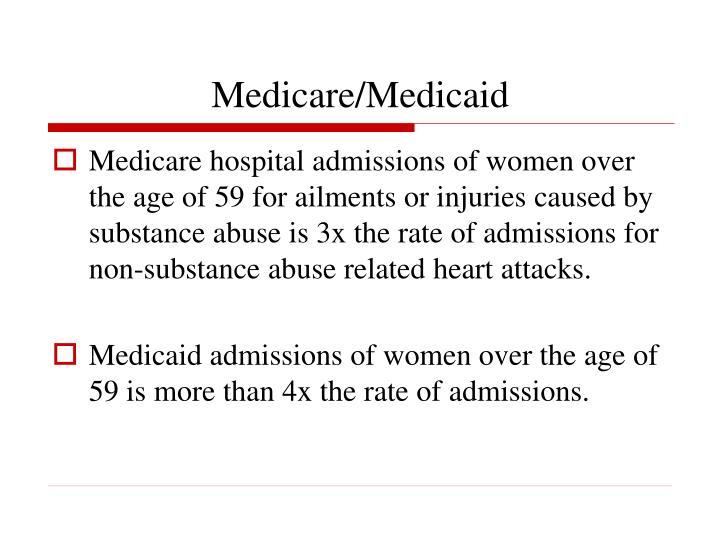 Medicare/Medicaid