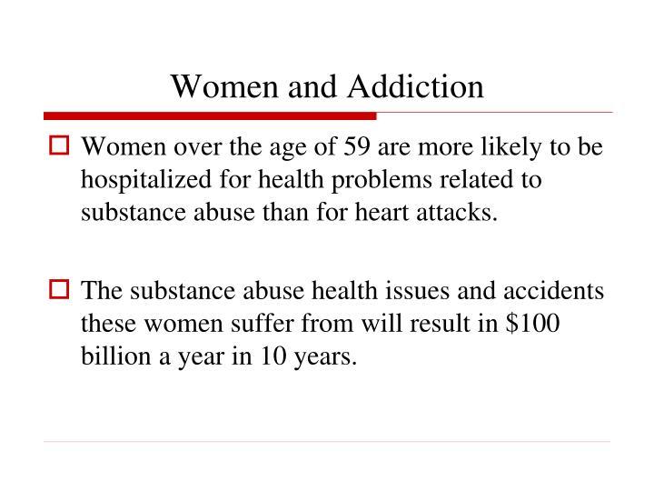 Women and addiction1