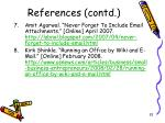 references contd1