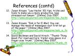 references contd3