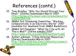 references contd4