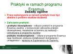 praktyki w ramach programu erasmus1
