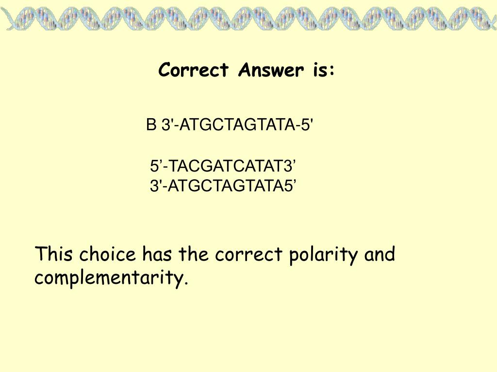 Correct Answer is: