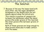 the solution30