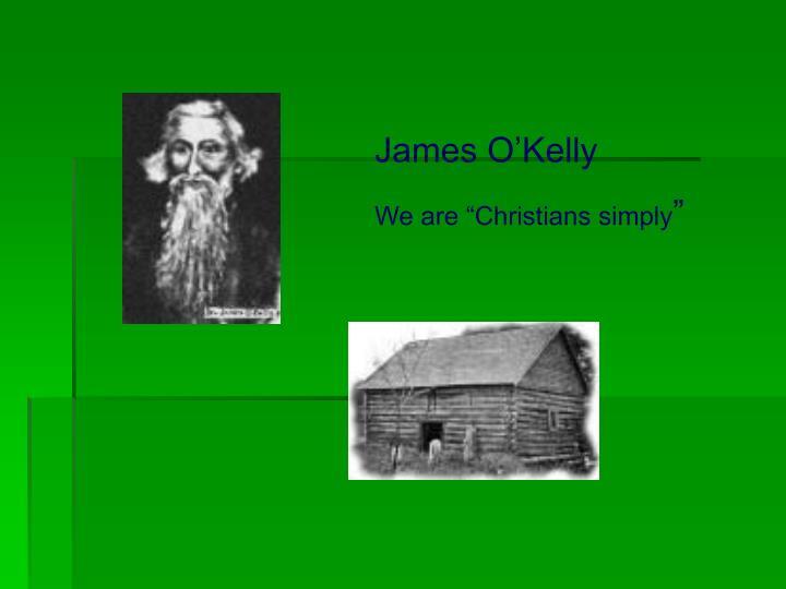 James O'Kelly