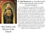 holy fathers and doctors of the church26