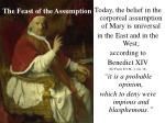 the feast of the assumption10