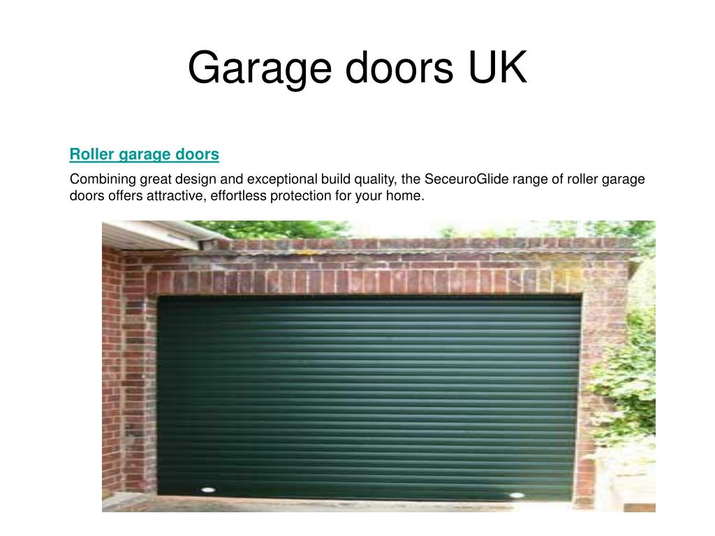 garage doors uk l.