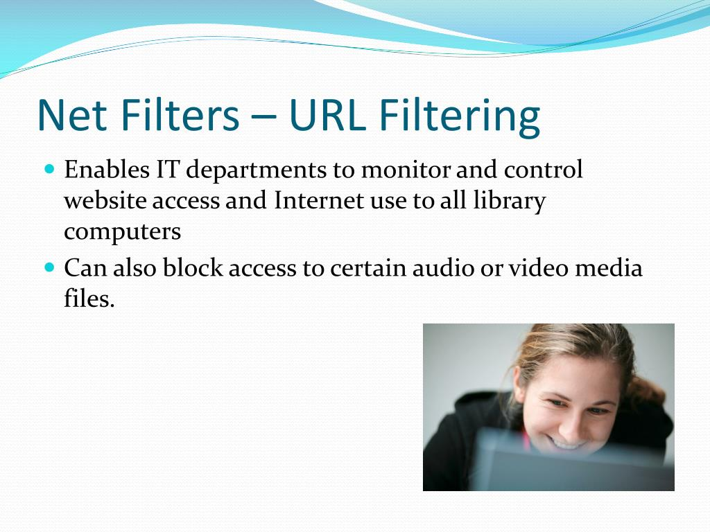 Net Filters – URL Filtering