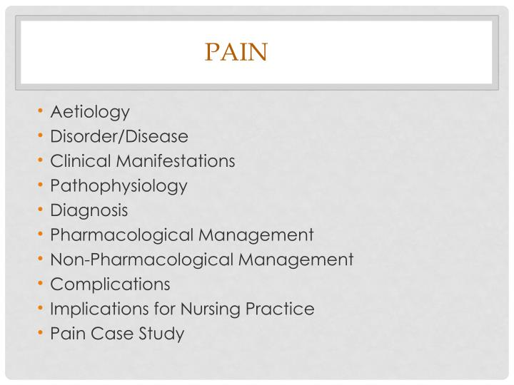 geriatric pain management nursing implications Geriatric syndromes are common clinical conditions that don't fit into specific disease categories but have substantial implications for functionality and life satisfaction in older adults besides leading to increased mortality and disability, decreased financial and personal resources.