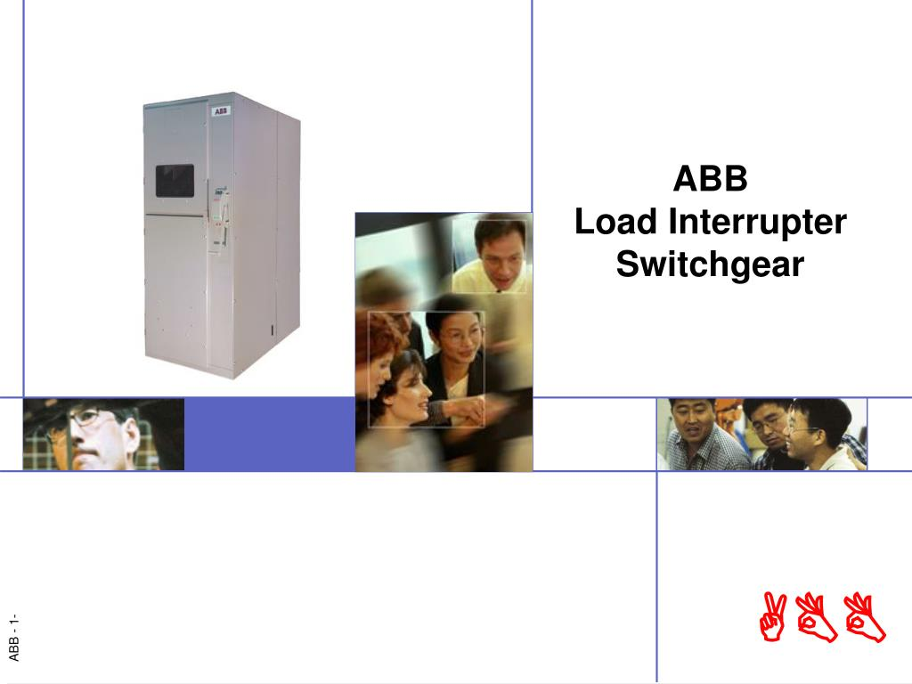 PPT - ABB Load Interrupter Switchgear PowerPoint