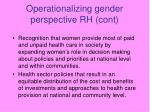 operationalizing gender perspective rh cont29