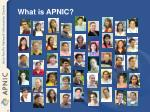 what is apnic