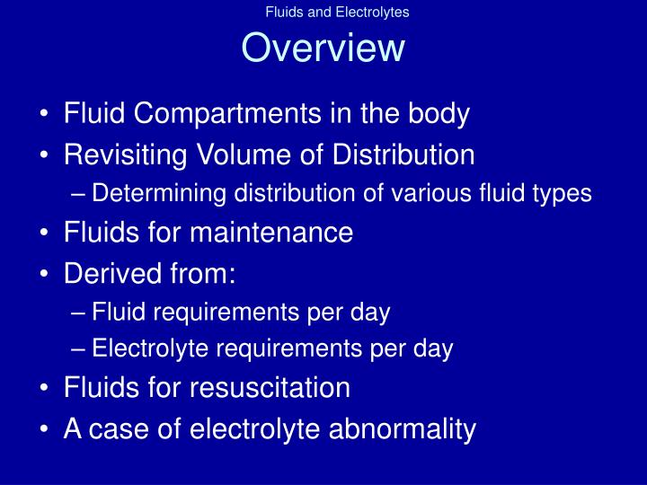 distribution and constiuents of fluids essay A the velocity becomes a constant value v the layer of fluid where the velocity is changing from zero to a constant value is known as the boundary layer.