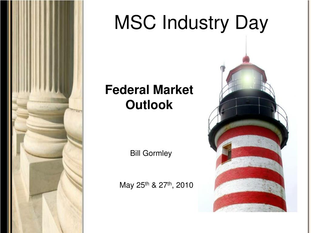 federal market outlook l.
