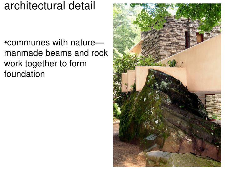 architectural detail