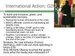 international action g201