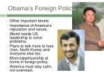 obama s foreign policy1