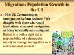 migration population growth in the us