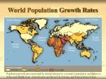 world population growth rates