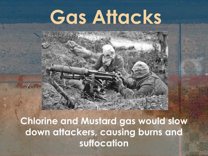 Gas Attacks